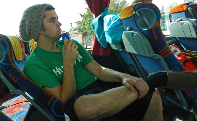 The Bus to Turkey