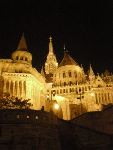 Ruin Pubs in Budapest Fisherman's Bastion