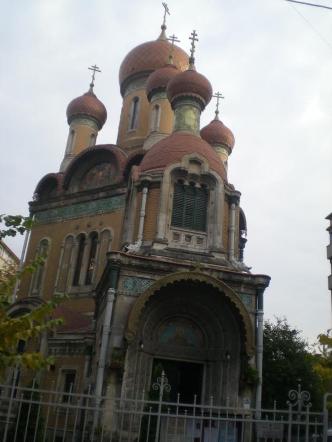 Byzantine Church in Bucharest