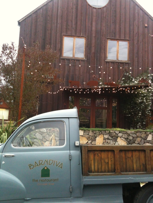 Barndiva, such a great restaurant