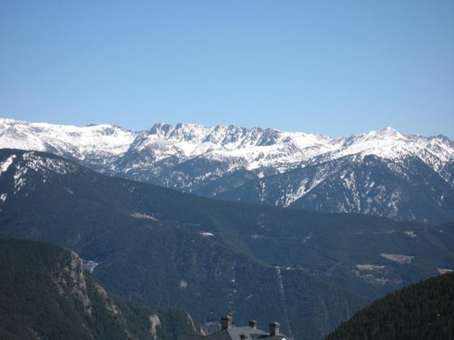 The Mountains of Andorra