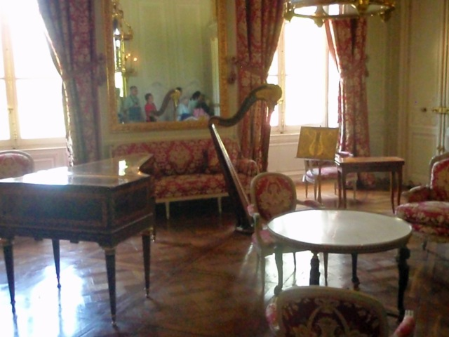 The Salon at Petit Trianon