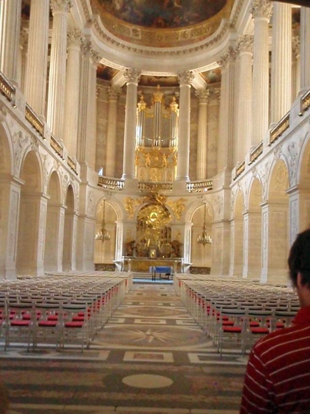 The Church at Versailles
