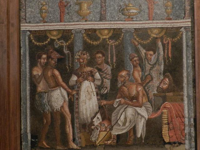 A Theatrical Scene
