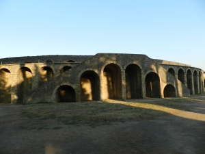 5 Reasons Why I Love Pompeii The Coliseum at Pompeii