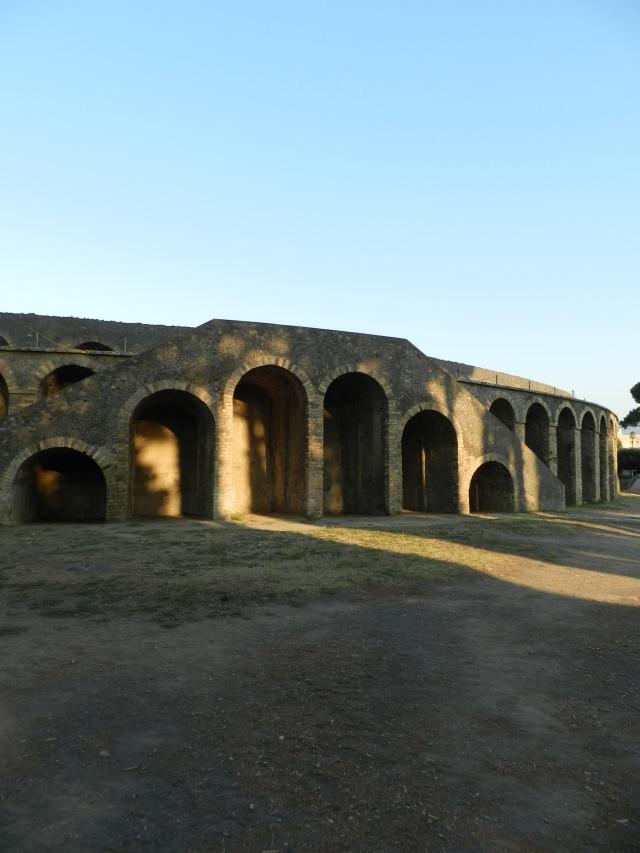 The Pompeian Amphitheater