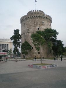 City Profiles The White Tower, Thessaloniki
