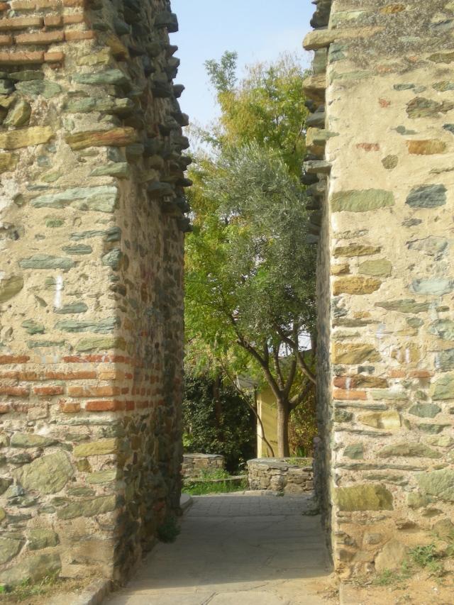 The Byzantine Walls