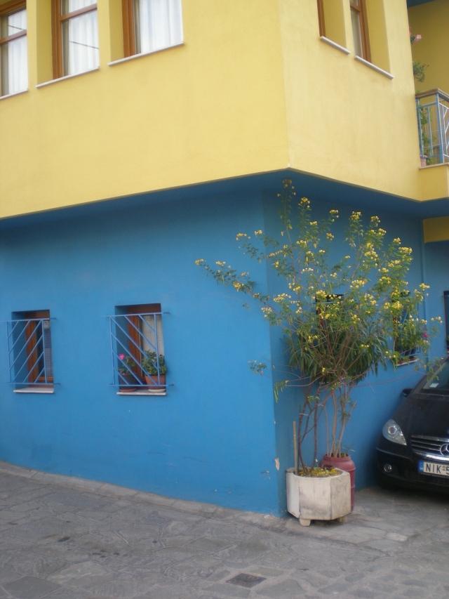 Streets of Thessaloniki