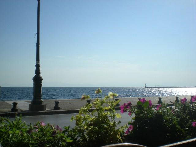 The Harbor of Thessaloniki