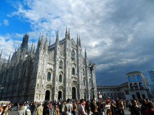 A Glimpse of Milan The Duomo