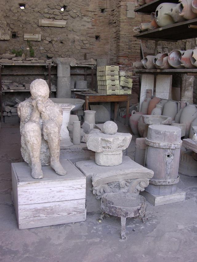 Victim of Pompeii