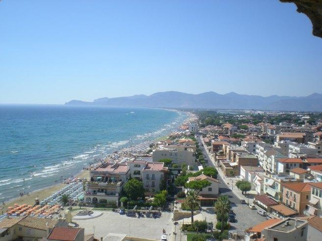 The Town of Sperlonga