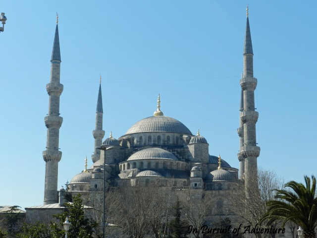 The Hagia Sophia was once the most revered Christian Church in the East when the Turks conquered the city however, they took control of the church and turned it into a mosque