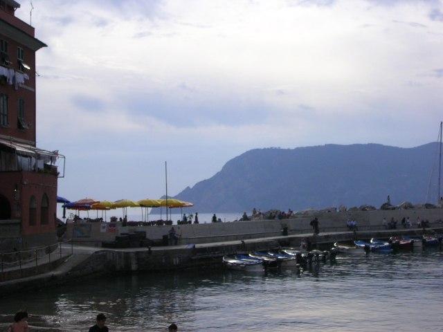 Vernazza's Beach
