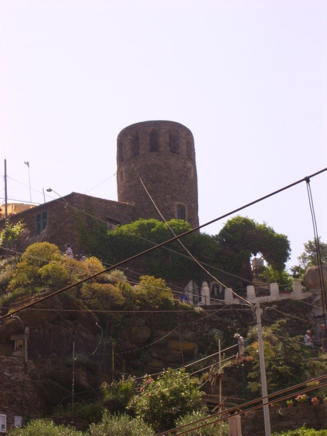The Citadel of Vernazza