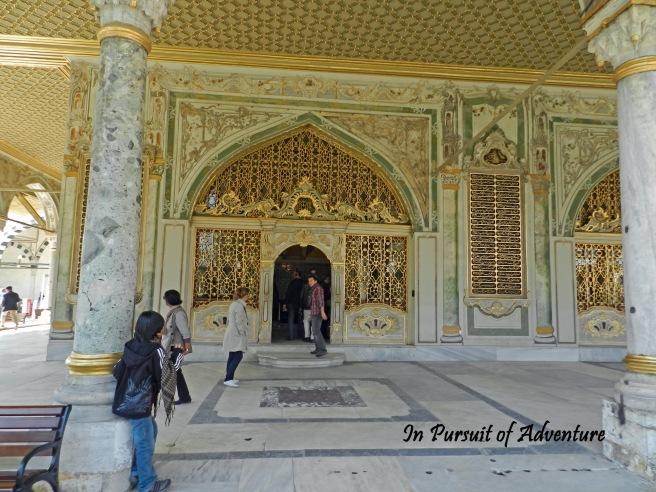 The Golden Topkapi Palace