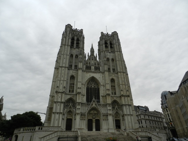 and then we saw the Cathedral