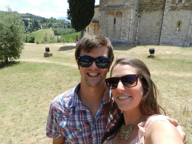 We love Tuscany!