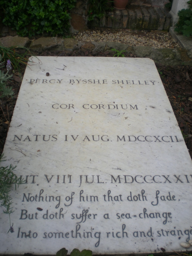 The Grave of Shelly