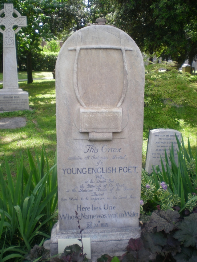 The Famous Unnamed Grave