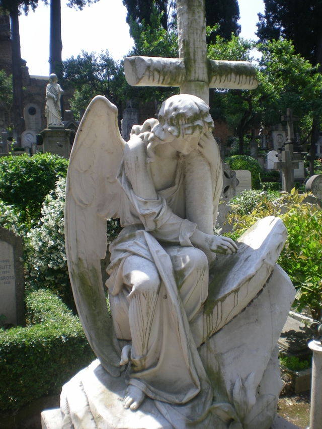 The Protestant Cemetery