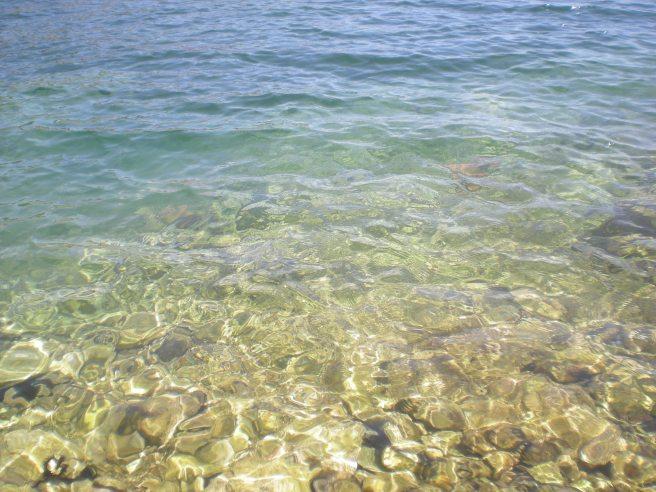 The Crystalline Sea