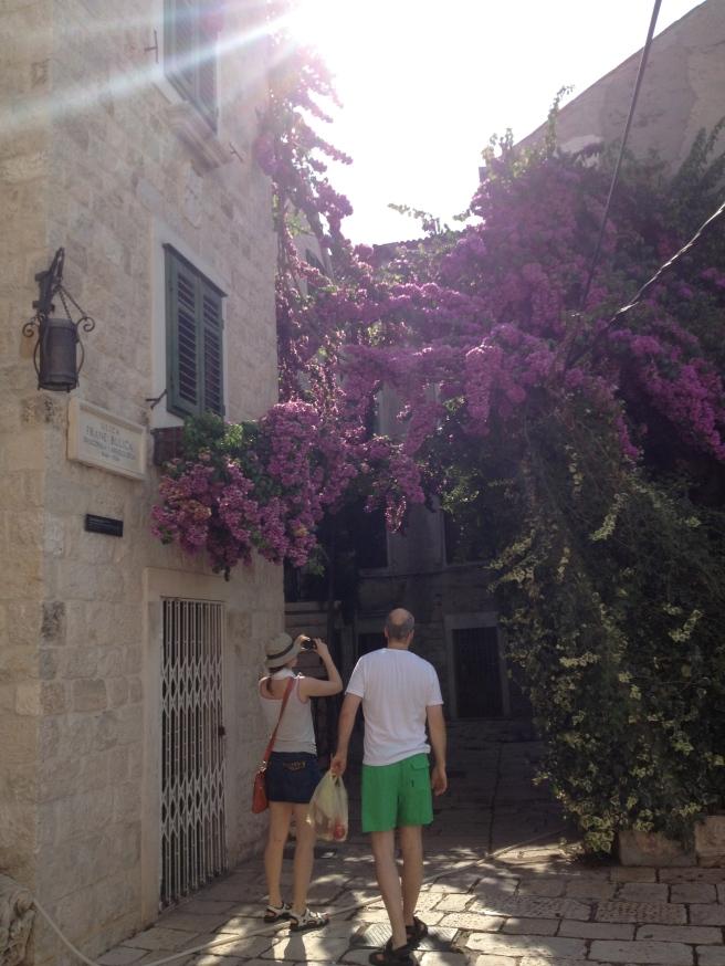 The Little Alleyways of Split