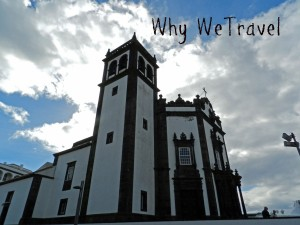 Why We Travel Church in the Azores