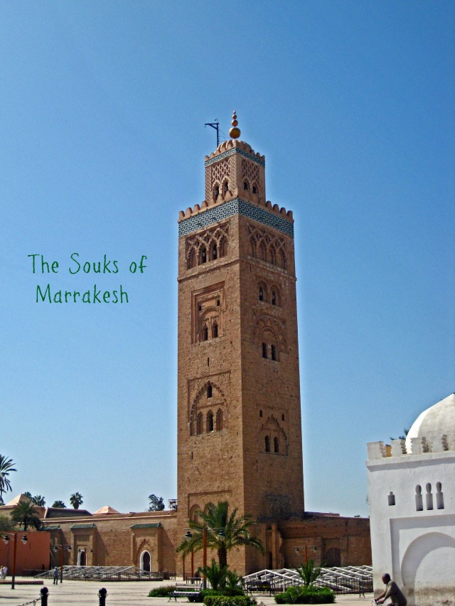 The Souks of Marrakesh