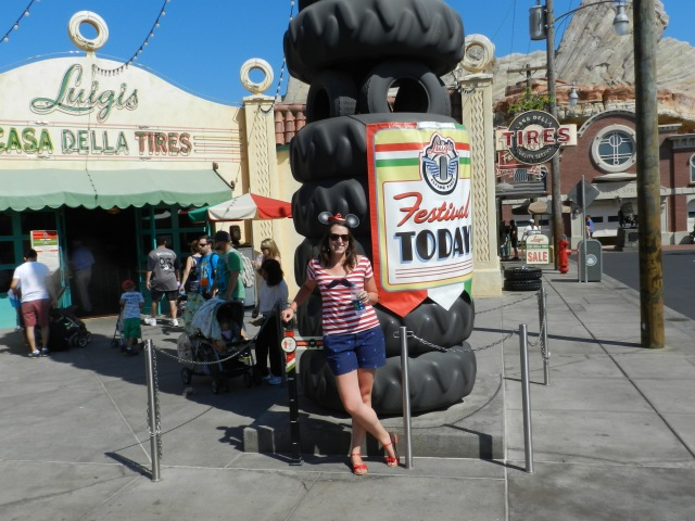 Love the New Cars Land!