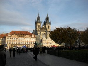 A Night With the Green Fairy Part 1 Stare Mestro-Old City Center of Prague