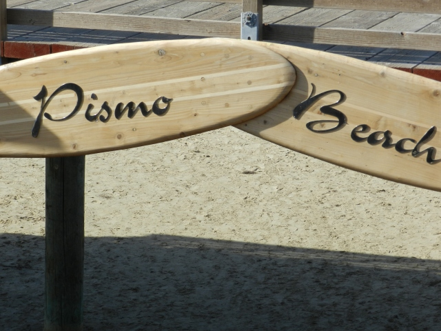 Welcome to Pismo Beach, California