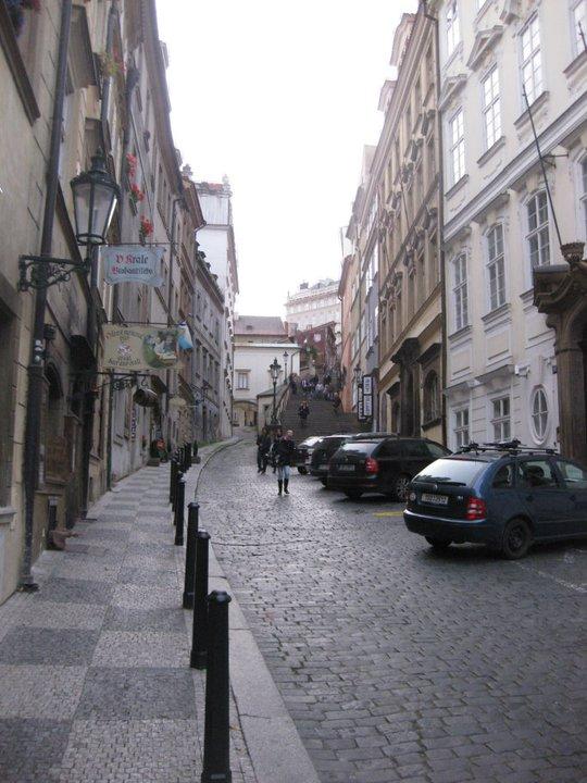 Beautiful Medieval Prague