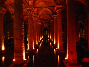 Never Ending Columns at My Favorite Underground Site