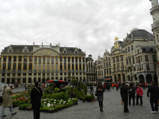 Beautiful Grand Place