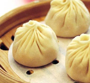 Shanghai Dumplings at Yank Sing