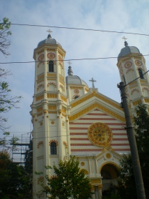 Orthodox Church in Bucharest