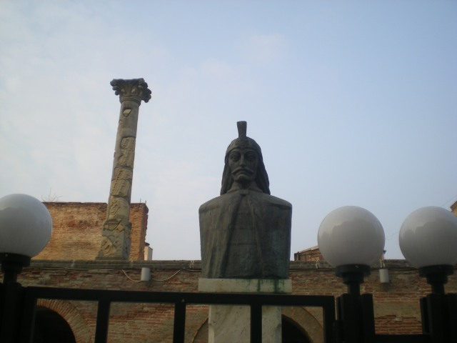 Vlad the Impaler is Watching You