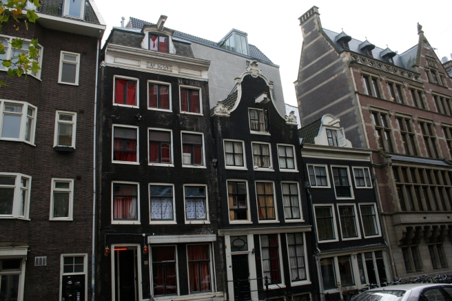 The Streets of Amsterdam