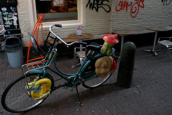 The Magical Mushroom Bike Ride