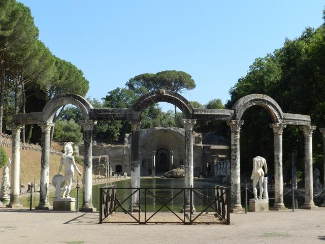The Conopus at Hadrian's Vila