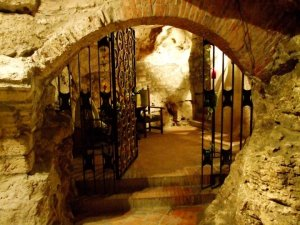 My Favorite Wine Bar in Budapest: Faust Wine Cellar