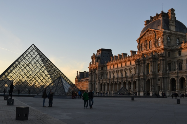 The Louvre is a must see if you have not been to Paris before