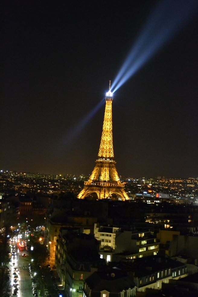 We dare you to visit Paris and not take a picture of the Effiel Tower