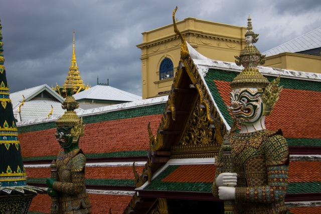 Welcome to Bangkok and its beautiful Grand Palace