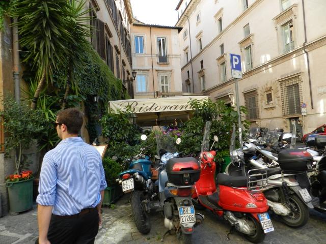 Wandering Trastevere