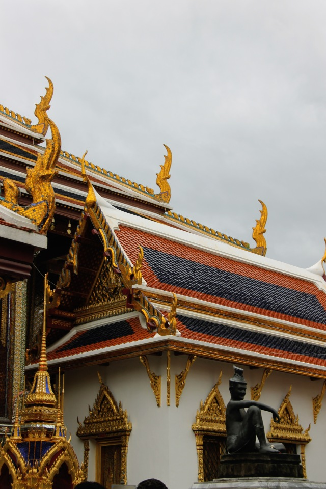 Intricate Tile Work on the Grand Palace