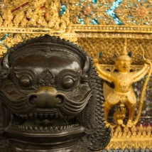 Details from Thailand's Grand Palace