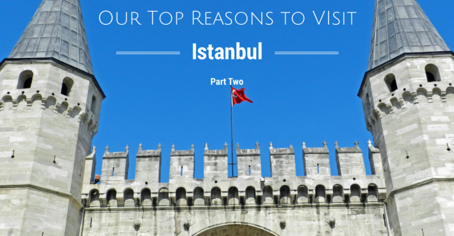Our Top Reasons to VIsit
